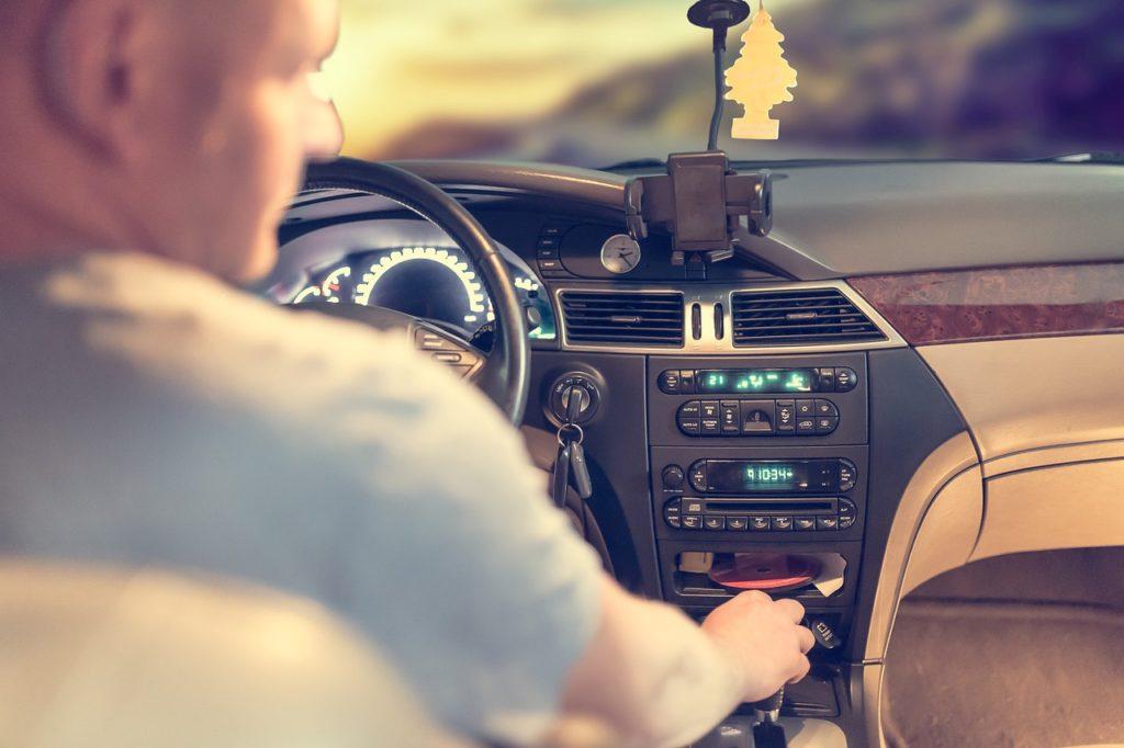 drgania kierownicy podczas jazdy