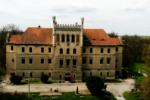 Zamek Mirów w Książu Wielkim