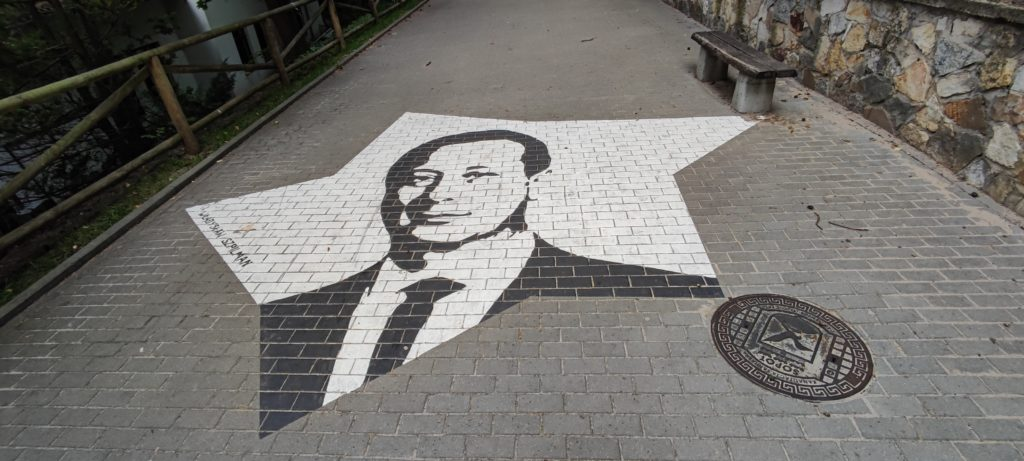 Aleja Gwiazd w Sopocie