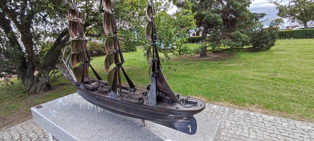 Modele Statków w Gdynii