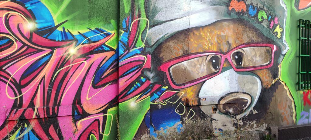 Mural w Czeladźi