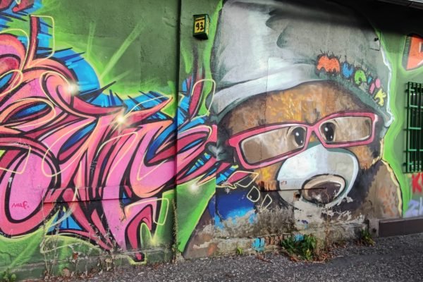 Murale w Czeladźi