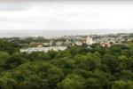 Punkt widokowy przy Wzniesieniu Strzeleckim w Sopocie